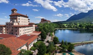 Broadmoor Hotel, Colorado Springs